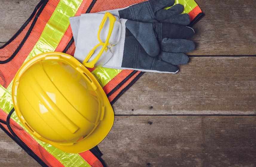 Symbolbild PSA - Arbeitsschutzmaßnahmen