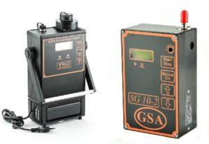 Messgeräte PM4-2 und SG10-2