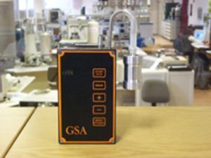 GSA Messgerät