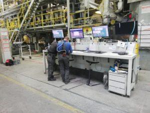 Personengetragene Messung von Schadstoffen am Arbeitsplatz